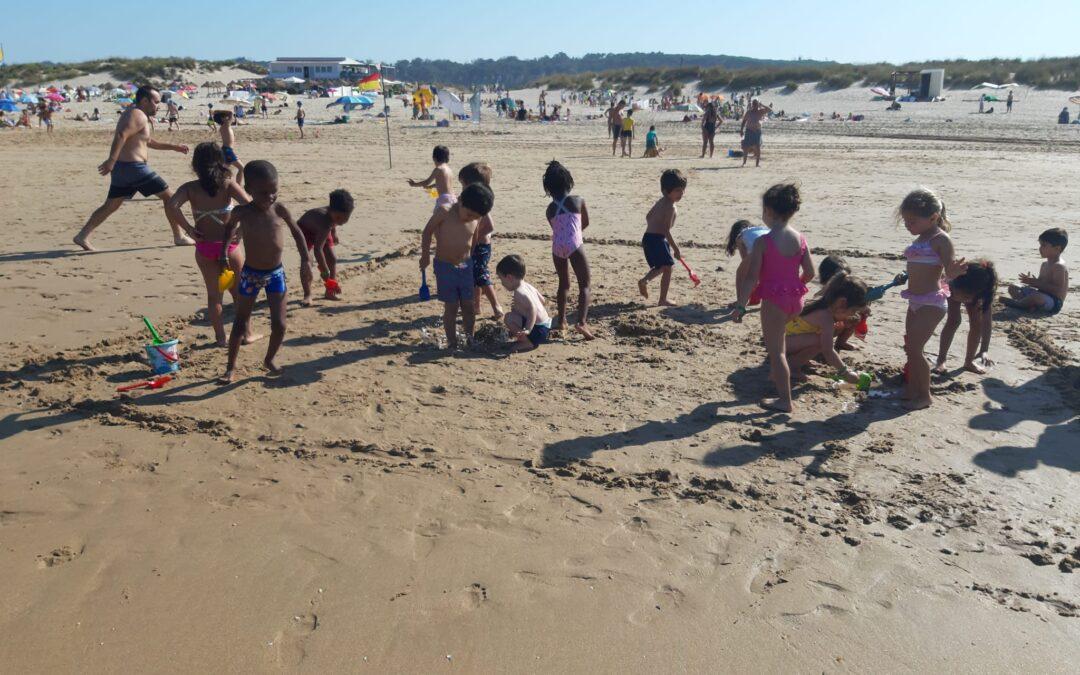 Praia 2021 – Pré-escolar – Vale Fetal
